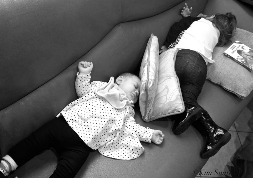 Sleeping babies Viva San Giuseppe ©Kim Smith 2015