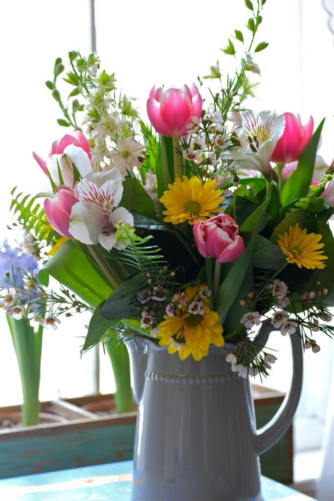 Spring Bouquet ©Kim Smitgh 2015