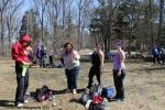 April 15, 2015 Coach Alicia and team
