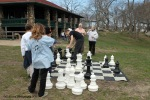 April 26, 2015 anyone for chess