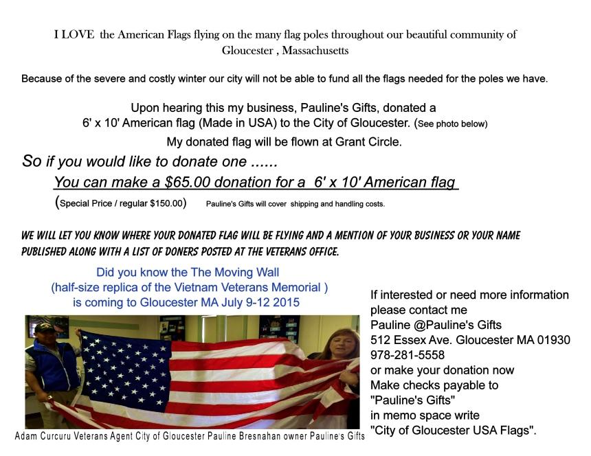 city 6x10 amer flag flyer