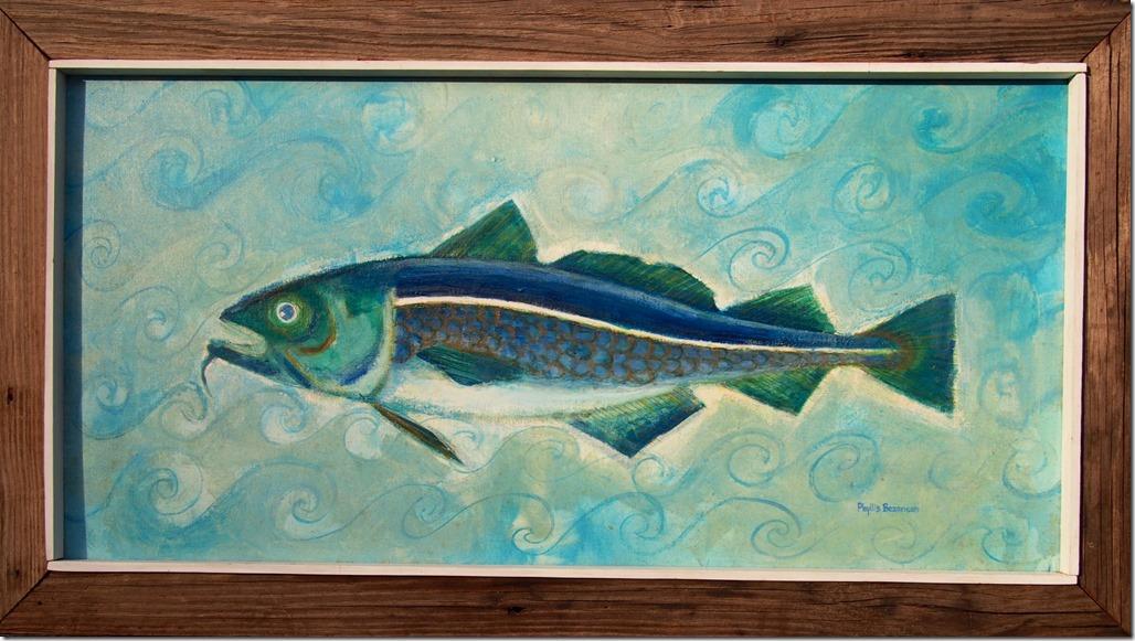 Cod by Phyllis