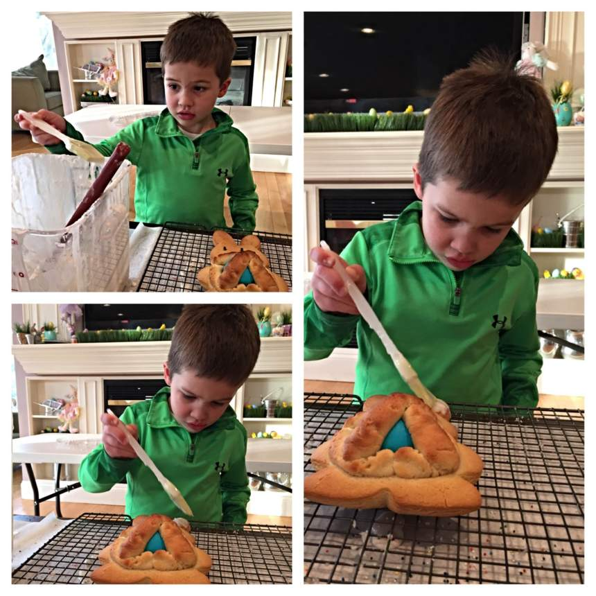 finn schraft easter bunny kids cookie day gmg post