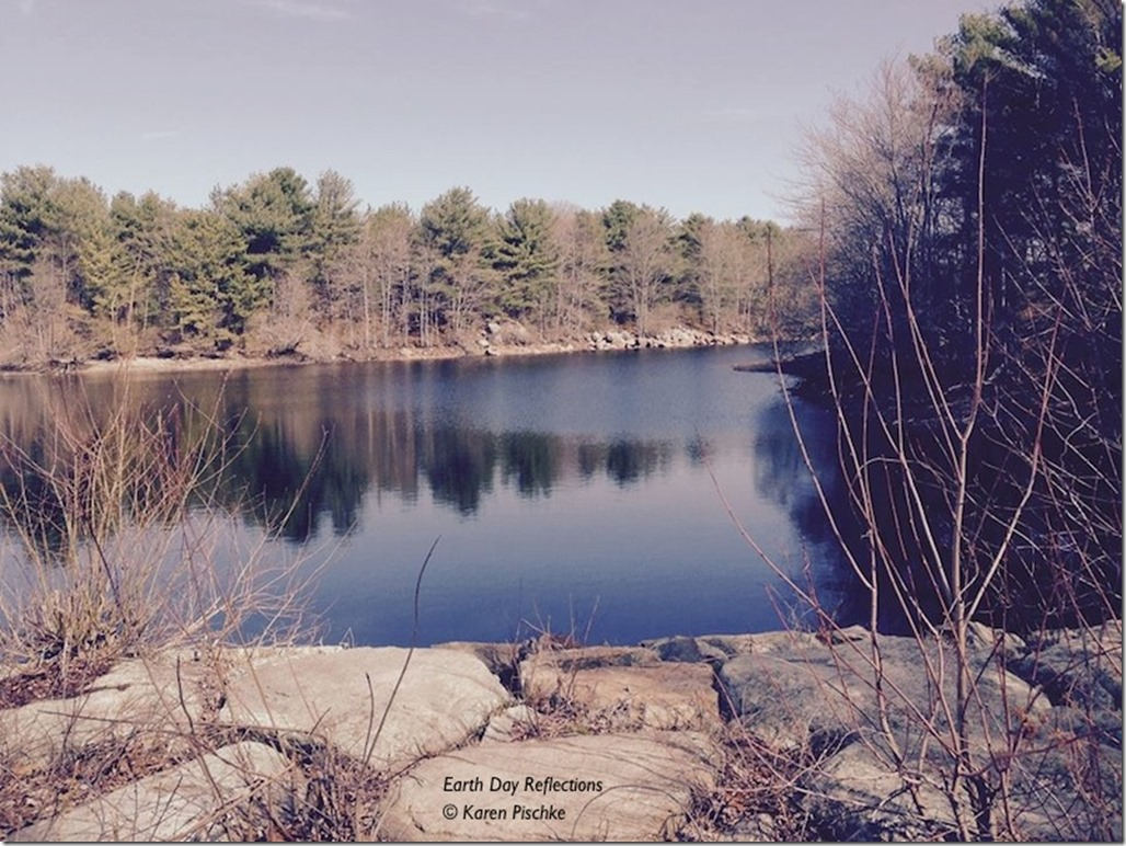 Goose Cove Reservoir Earth Day 2015 GMG