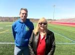 Shawn Williamson and Kathy Verga