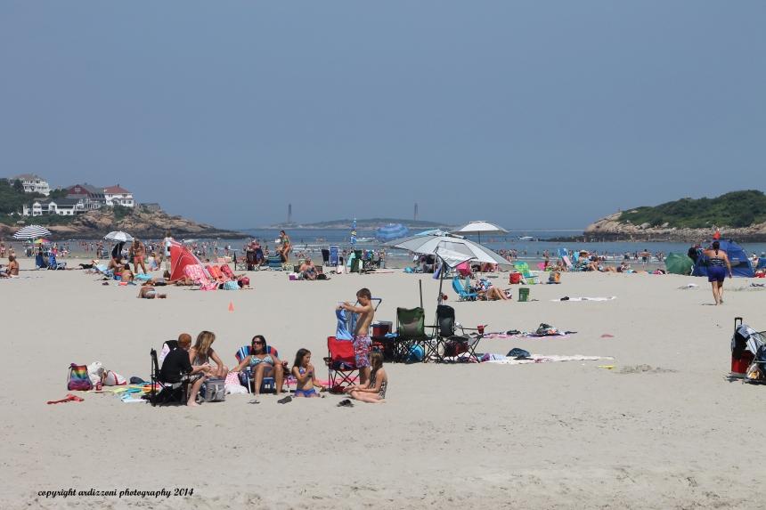 July 22, 2014 Summer at Good Harbor Beach
