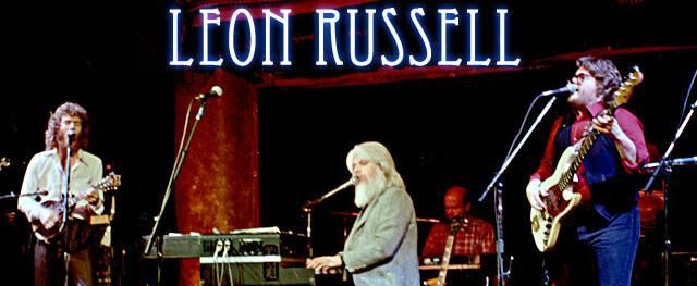 leon russel promo