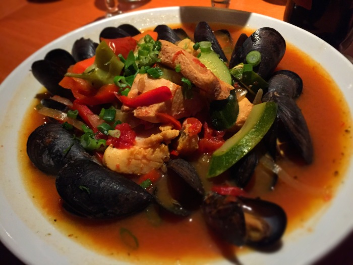 THE BOUILLABAISSE