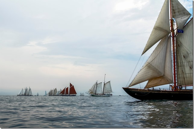 The Schooner Race Start_3