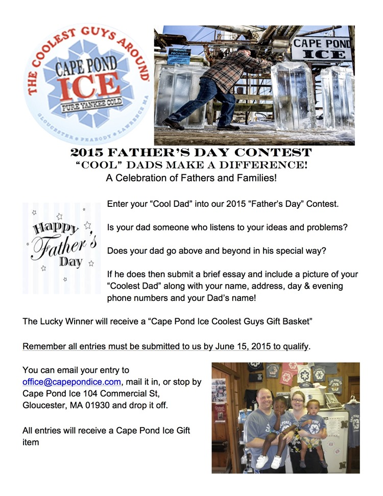 2015 Fathers  Day Contest JPEG