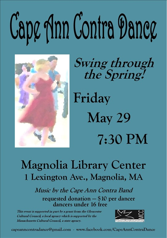 2015 Spring Fling MAY ONLY with fill