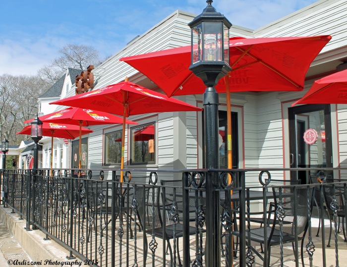 April 30, 2015 outdoor dining