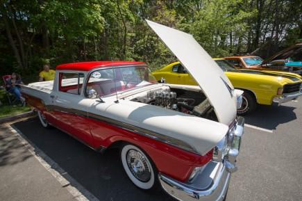 Ford Ranchero 1957 (?)