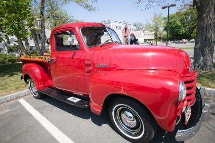 Classic Chevrolet Pickup