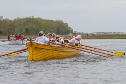 Gloucester Gig Rowers