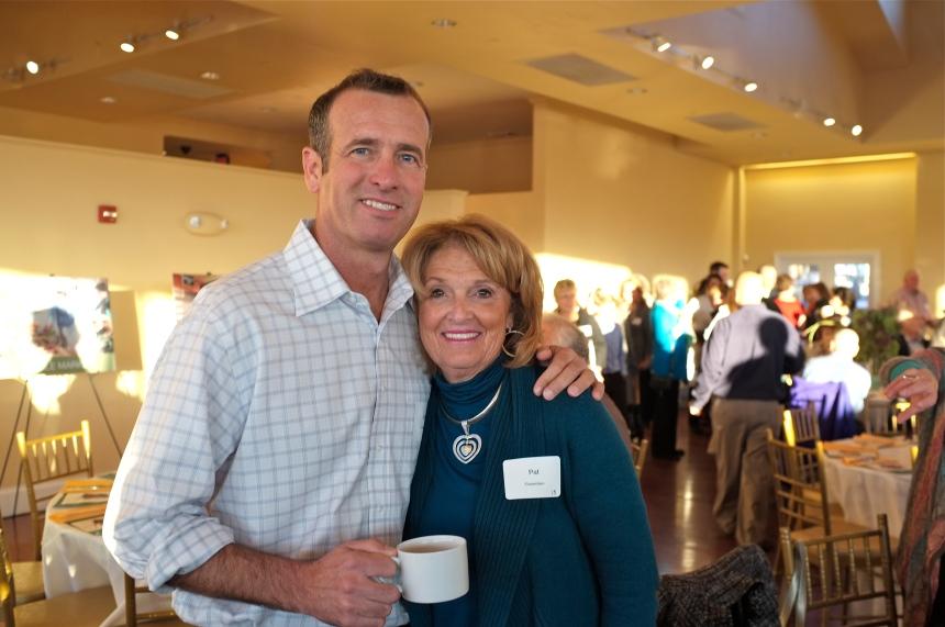 Joey and Pat Ciaramitaro Community Biluder Award ©kim Smith