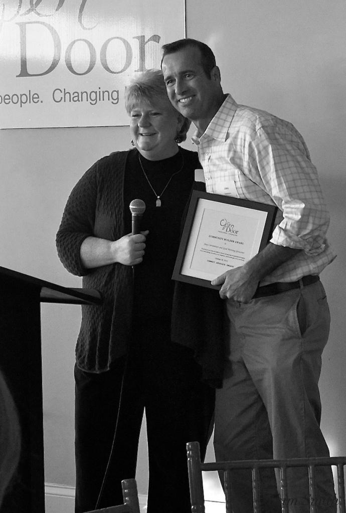 Joey Ciaramitaro Community Builder Award