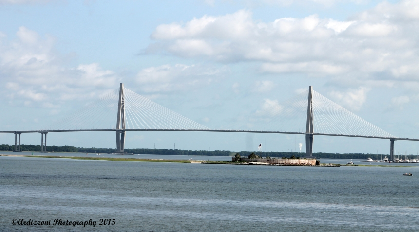 May 16, 2015 Arthur Ravenel Jr. Bridge