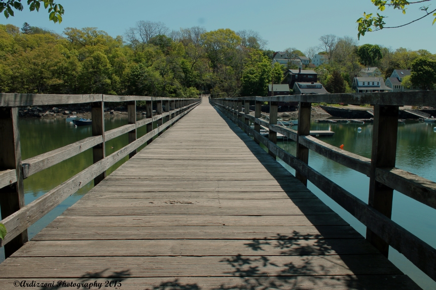 May 22, 2015 The Annisquam Footbridge