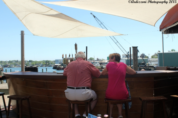 May 29, 2015 visitors from Acton enjoying the view
