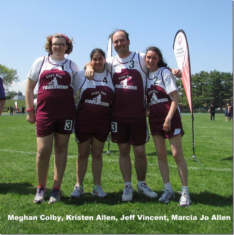 relay team crush