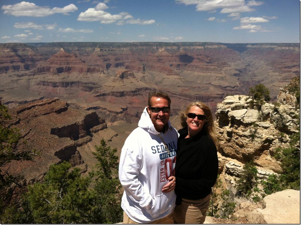 Bon-Deck @ Grand Canyon