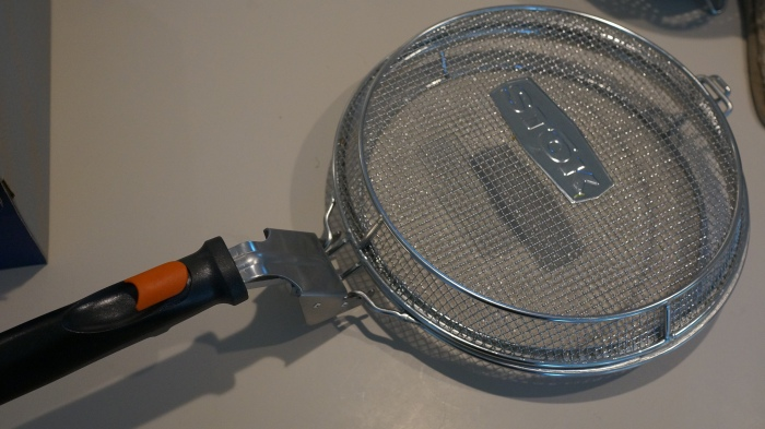 STOK Stainless Steel Grilling Basket