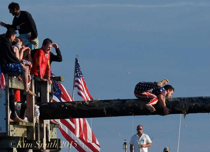 Greasy Pole Gloucester -2 ©Kim Smith 2015