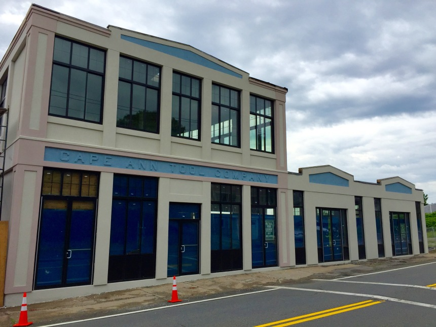 The Cape Ann Tool Company as of June 19, 2015