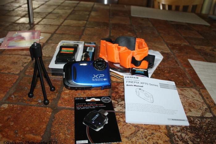 June 12, 2015 new waterproof camera