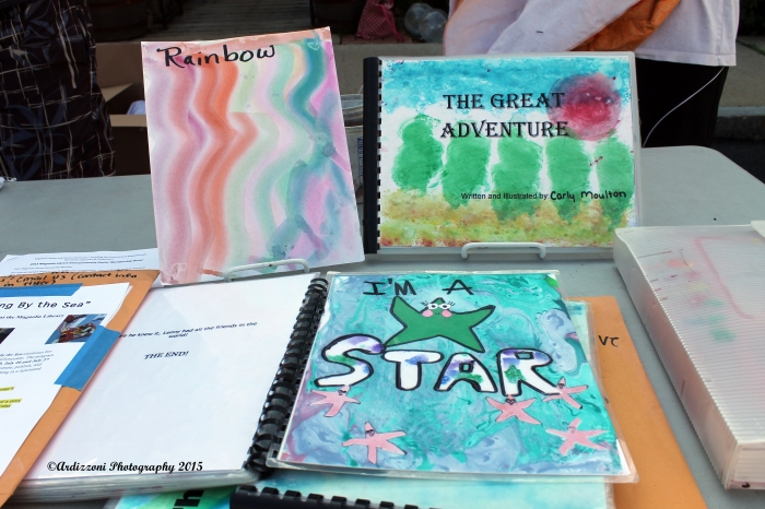 June 22, 2015 Bookmaking by the Sea