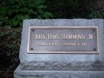 June 23, 2015 John's headstone