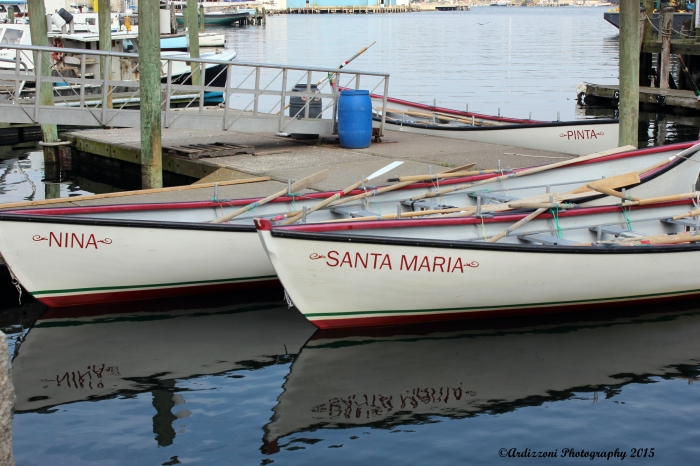 June 23, 2015 Nina Pinta Santa Maria