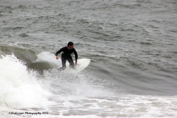 June 28, 2015 catching the wave