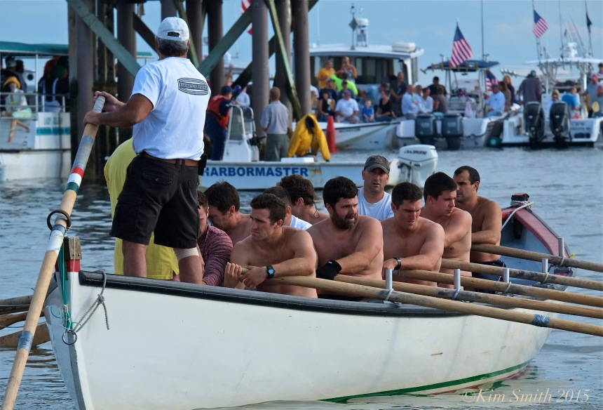 Lock and Load 2015 Seine Boat Champions Gloucester MA ©Kim Smith 2015JPG