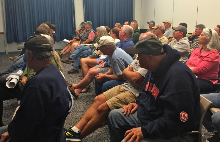 NOAA Lobstermen meeting ©Kim Smith 2015