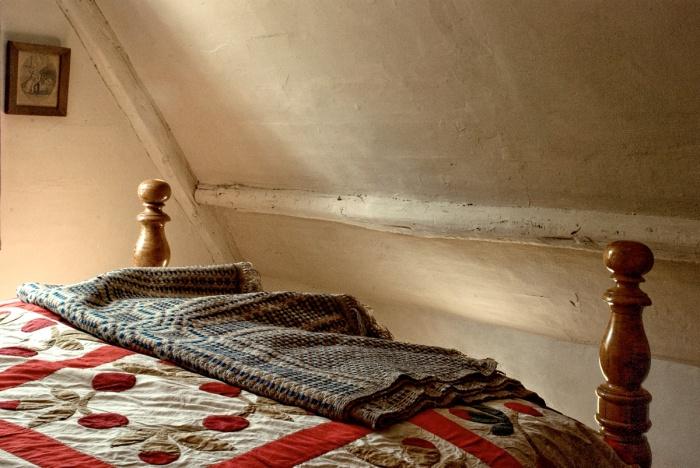 Robert Lerch, Peggy's House - Blue Blanket.