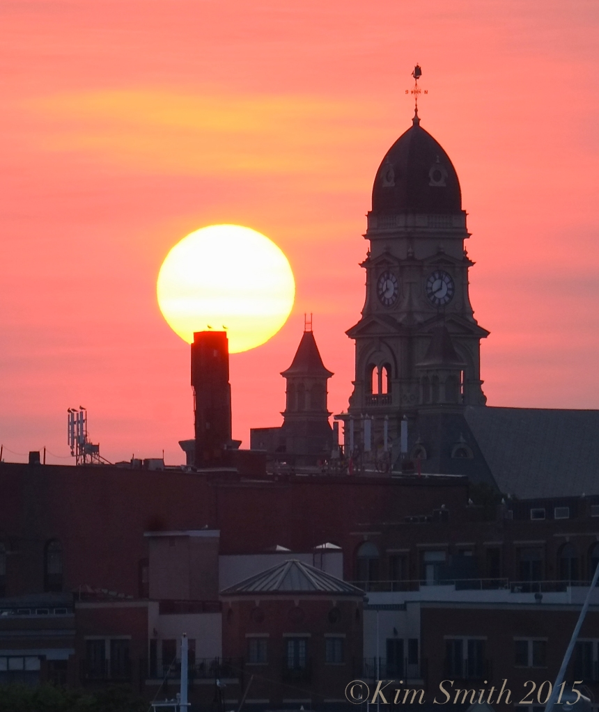 Gloucester City hall Sunset -3 ©Kim Smith 2015
