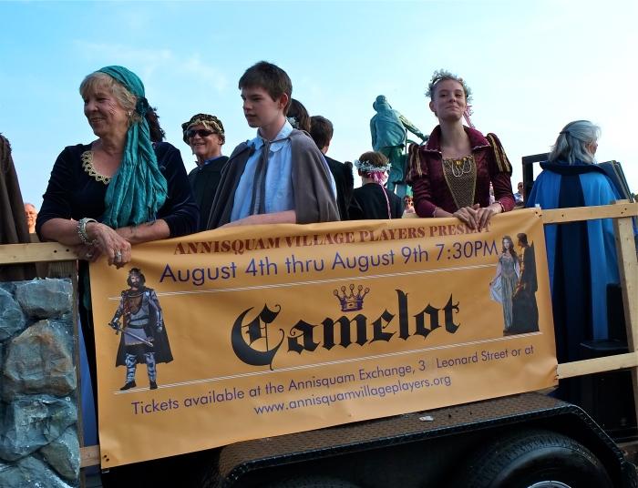 Gloucester Horribles Parade ©Kim Smith 2015 -8