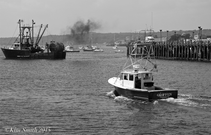 Griffin Lobster Boat ©Kim Smith 2015