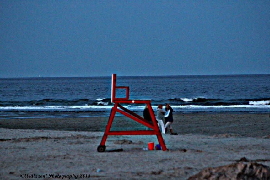 July 3, 2015 end of the day at Good Harbor Beach