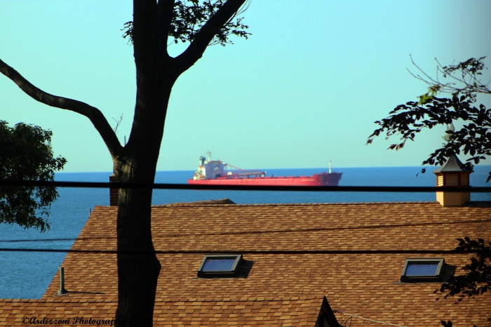 July 3, 2015 Red Tanker