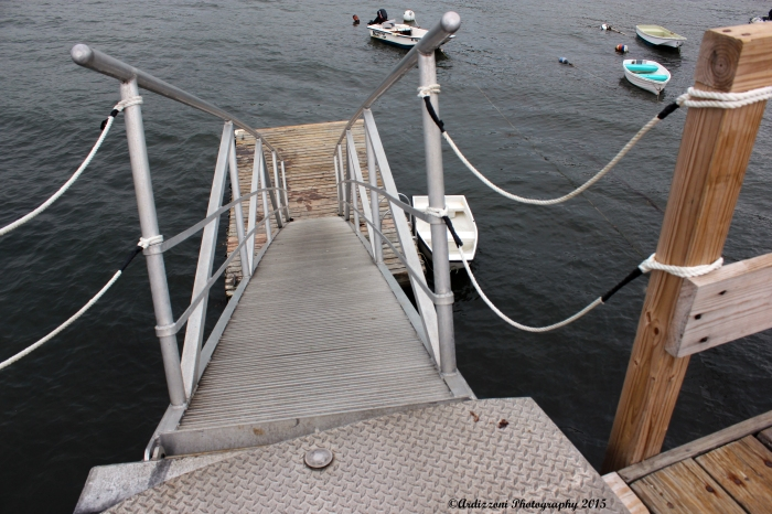July 30, 2015 low tide at Magnolia Pier