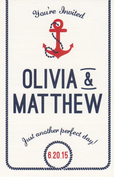 Olivia & Matt 6-20-15