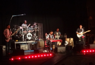 Robert Randolph & The Family Band @ The Cabot -- photo Holly Harris