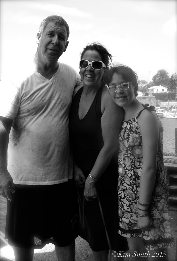 Randy, Patty, and Lily ©Kim Smith 2015 copy