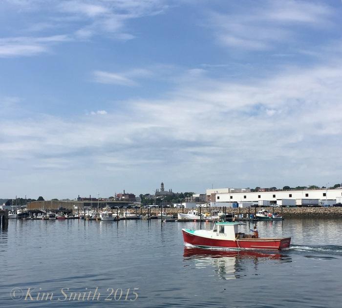 Stanley Thomas Lobster Boat ©Kim Smith 2015 copy