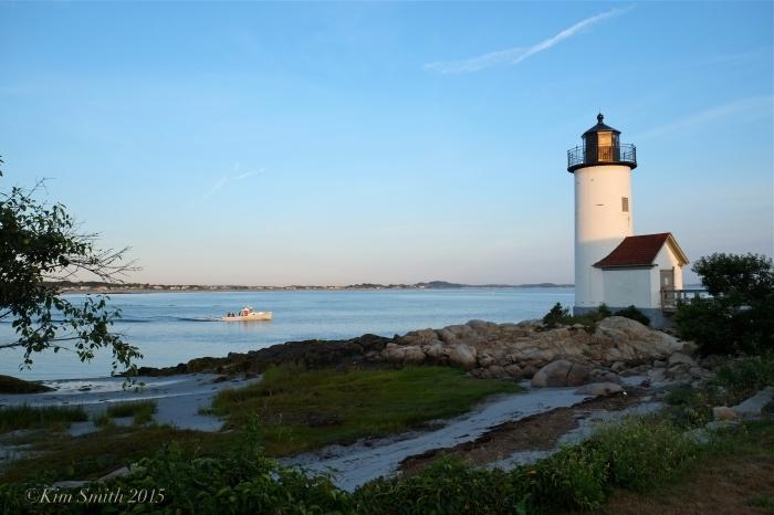 Annisquam Lighthouse ©Kim smith 2015