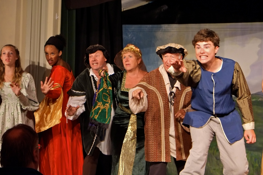 ANNISQUAM VILLAGE PLAYERS CAMELOT -12 ©KIm Smith 2015
