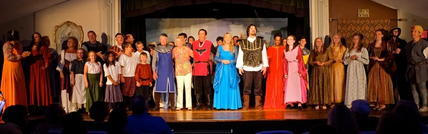 ANNISQUAM VILLAGE PLAYERS CAMELOT -17 ©KIm Smith 2015